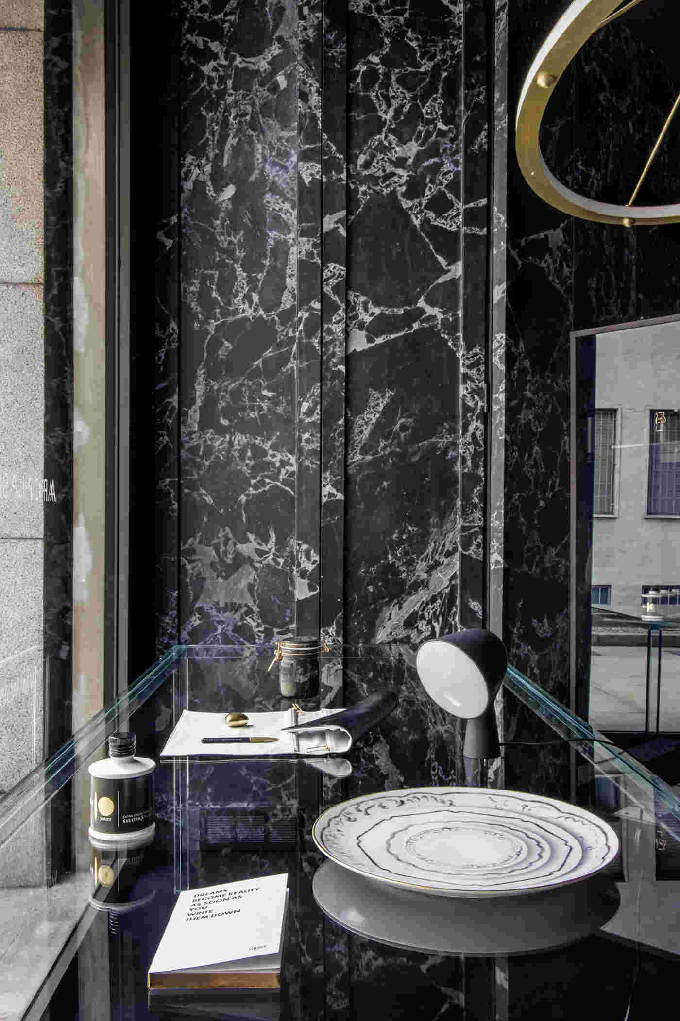 4. f4 10 by yatzer milan design week 2016 spazio pontaccio marble space 1400